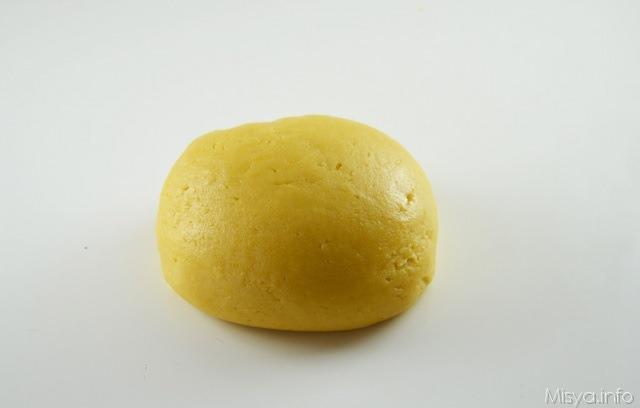 Pasta frolla all'olio bimby