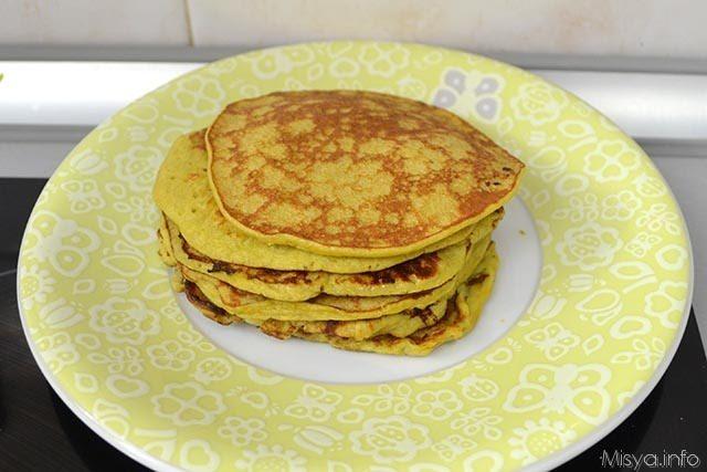 Banana pancakes 9
