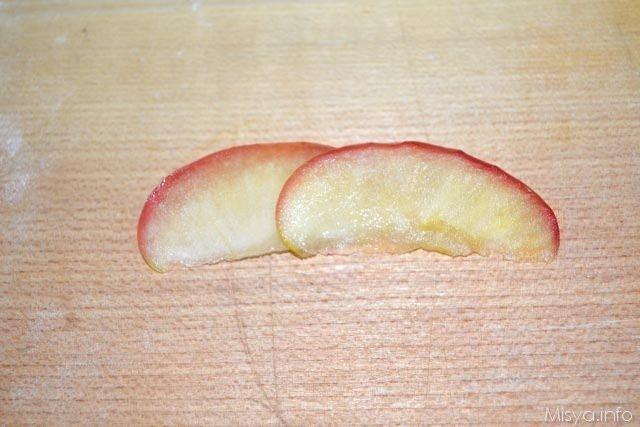 Crostata di rose di mele 15