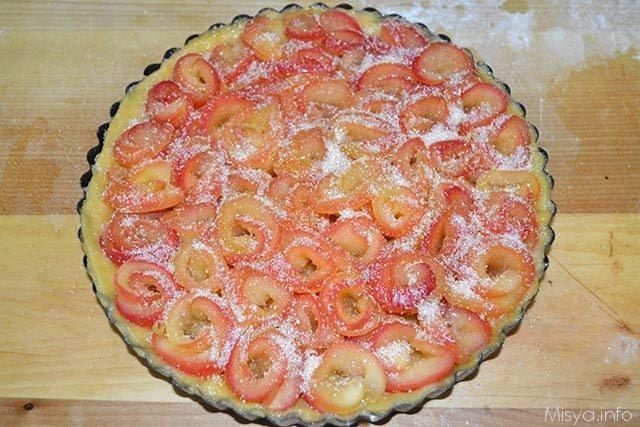 Crostata di rose di mele 20