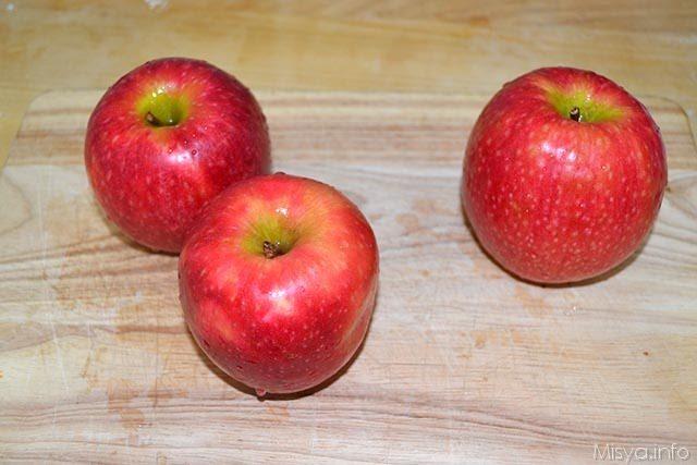 Crostata di rose di mele 6