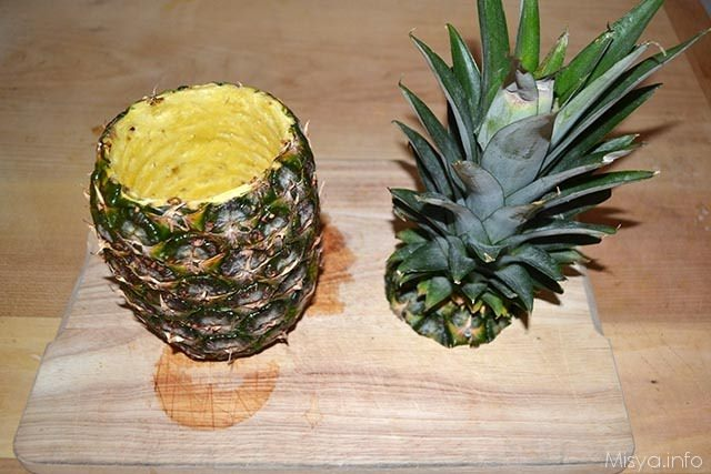 Gelato all ananas 1