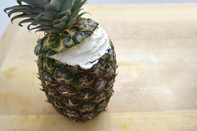 Gelato-all-ananas