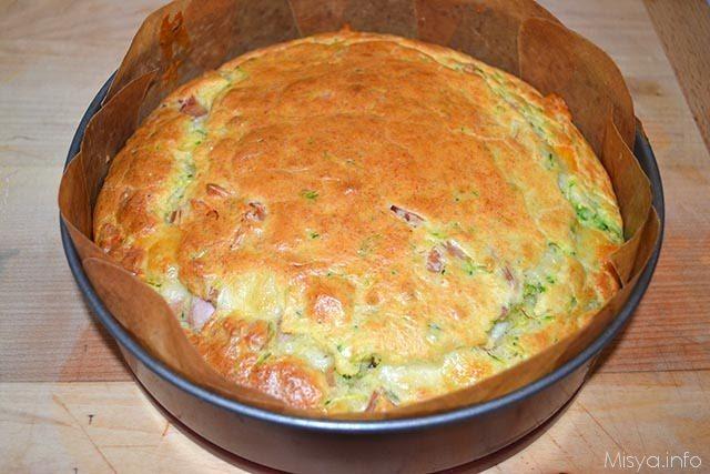 Torta 7 vasetti salata 11