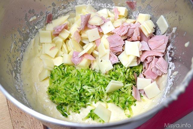 Torta 7 vasetti salata 8