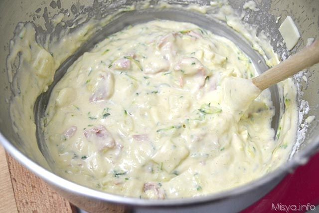 Torta 7 vasetti salata 9