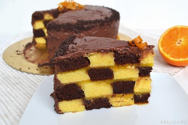Ricetta torta di compleanno leggera