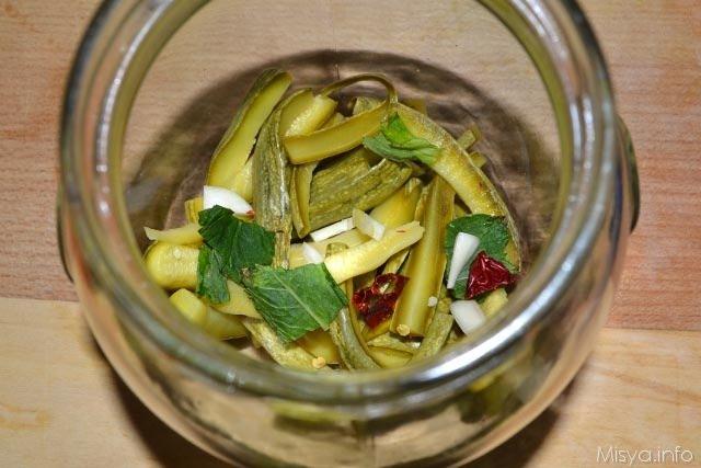 Zucchine sott olio 11
