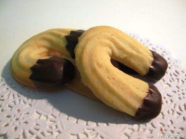 Biscotti di frolla montata bimby