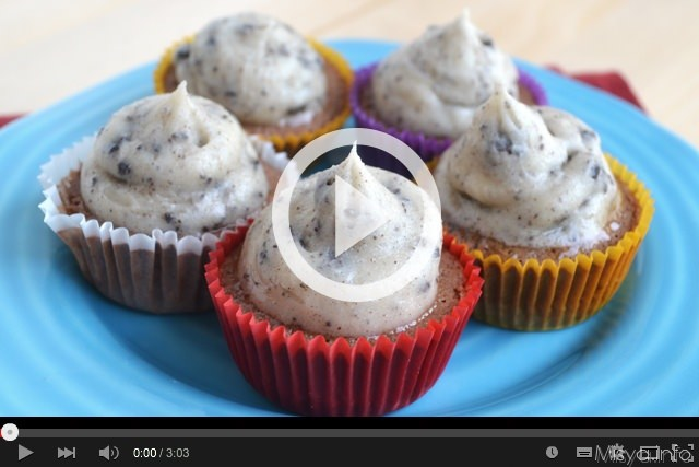 Video ricetta  Oreo cupcake