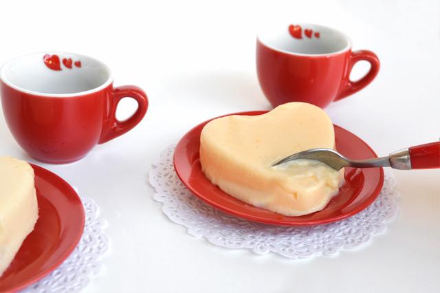 Budino alla vaniglia bimby