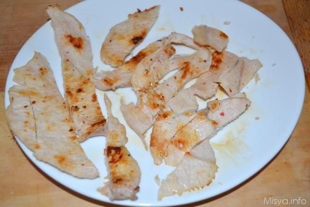 Chicken Wraps 6