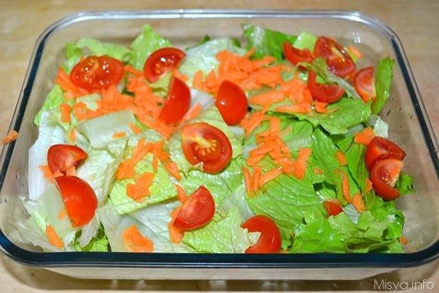 Chicken salad 9
