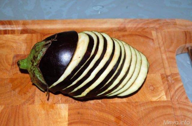 Cordon Bleu di melanzane 1