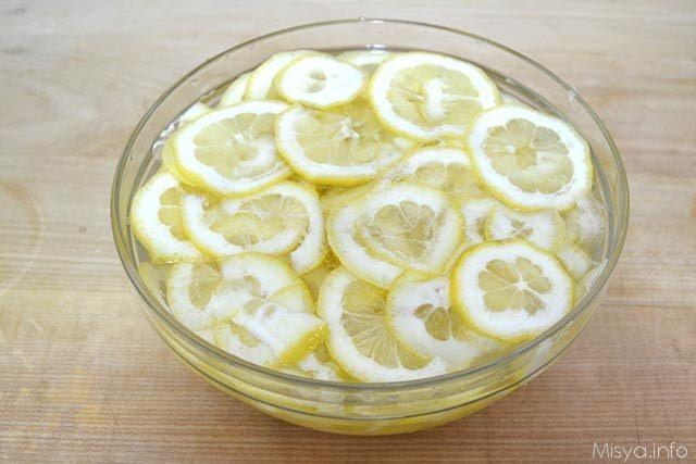 Marmellata di limoni 3