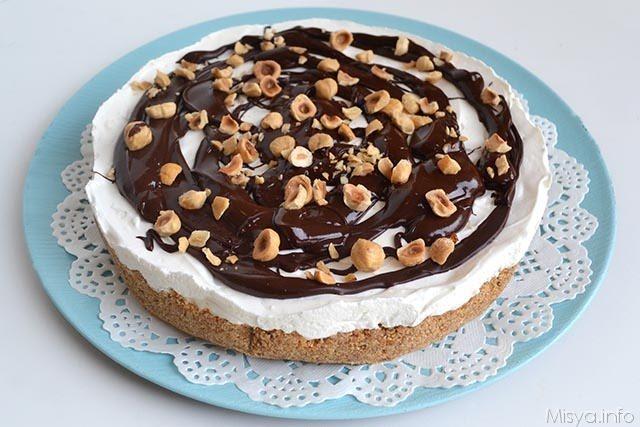 Ricette di torte senza cottura
