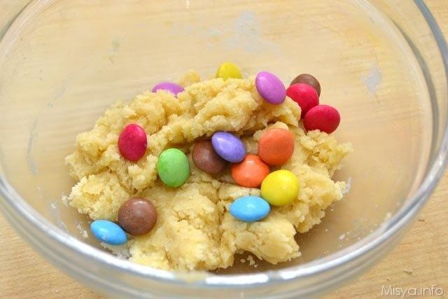 cookies microonde 5b