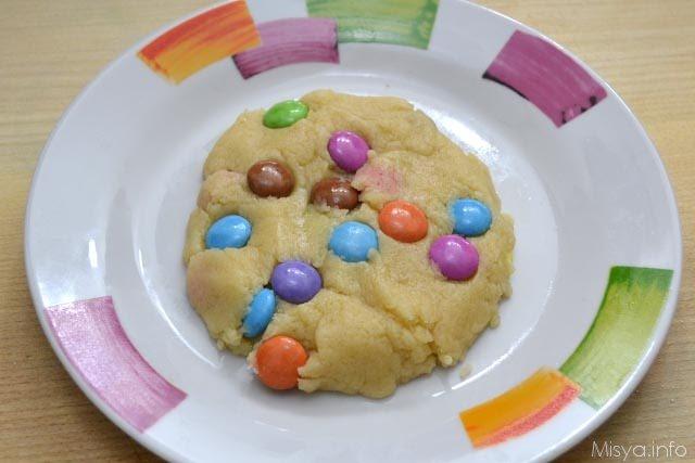 cookies microonde 6