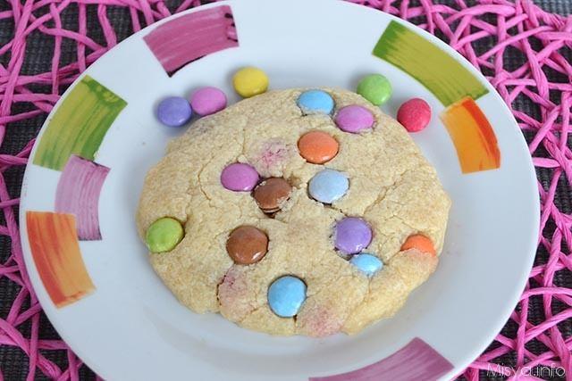 Cookie al microonde