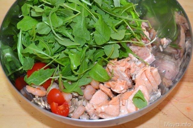 insalata di riso alla marinara 7