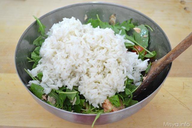 insalata di riso alla marinara 8