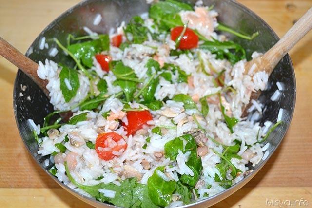 insalata di riso alla marinara 9