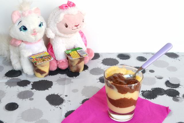 Muu muu – budino vaniglia e cioccolato bimby