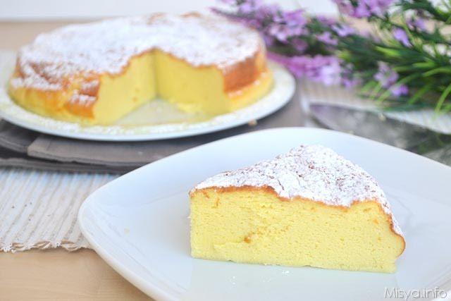 Cotton soft cheesecake