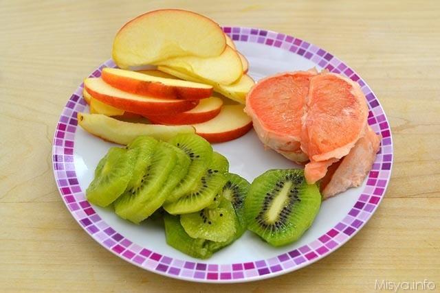 Crostata alla frutta senza cottura 9