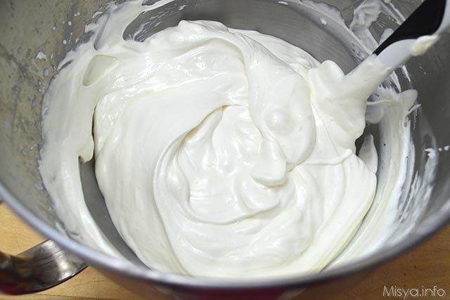 Gelato alla panna senza gelatiera 5