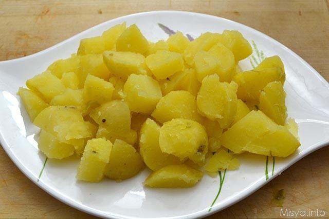Insalata di patate allo yogurt 9