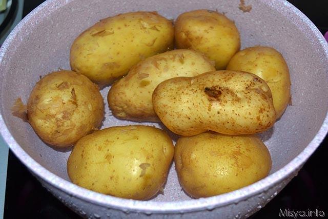 Insalata di patate svedese 1
