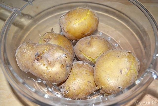Insalata di patate svedese 2