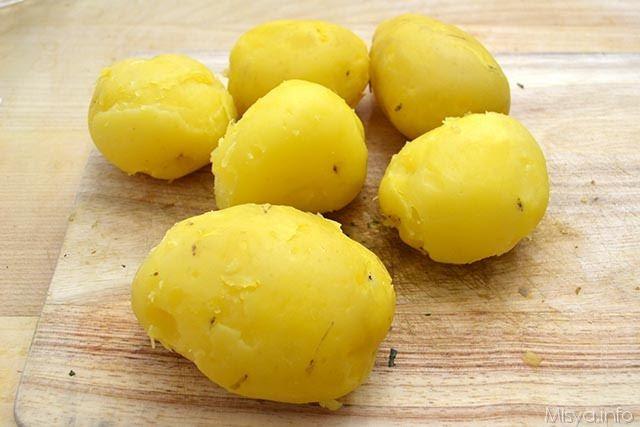 Insalata di patate svedese 3