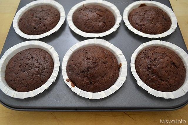 Muffin senza uova 6