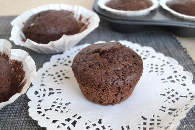 Muffin senza uova