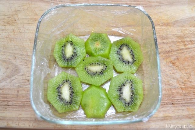 Torta gelato alla frutta 6