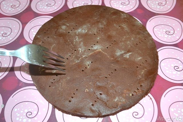 Torta gelato cookies 15