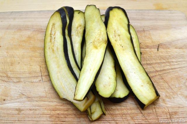Tortino di melanzane e patate 1