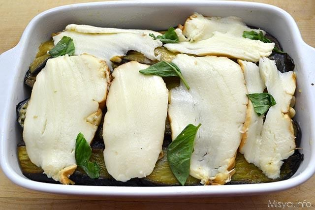 Tortino di melanzane e patate 12
