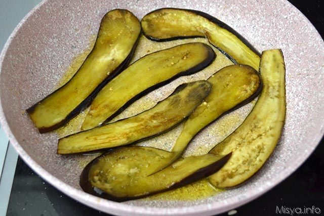Tortino di melanzane e patate 3