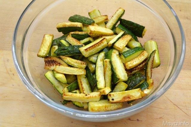 Zucchine in carpione 10
