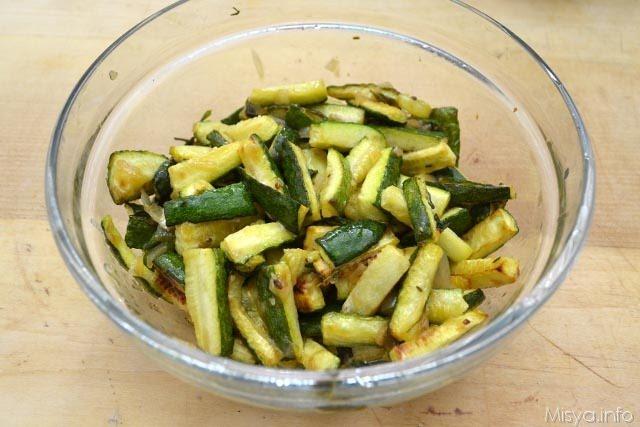 Zucchine in carpione 11