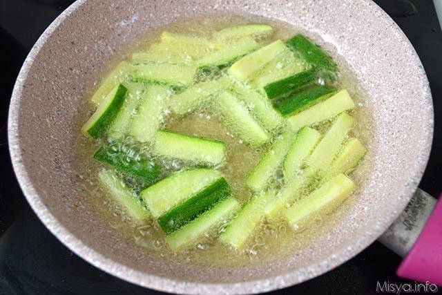 Zucchine in carpione 9