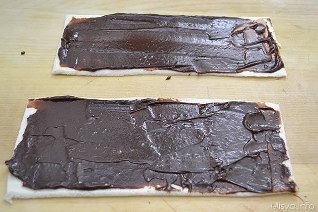 girelle pancarre al cioccolato 4