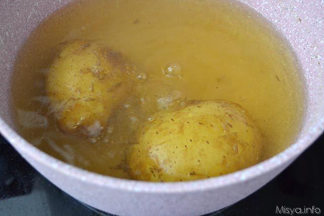 insalata di patate alle erbe 1