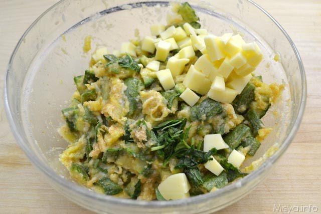polpette di zucchine 4