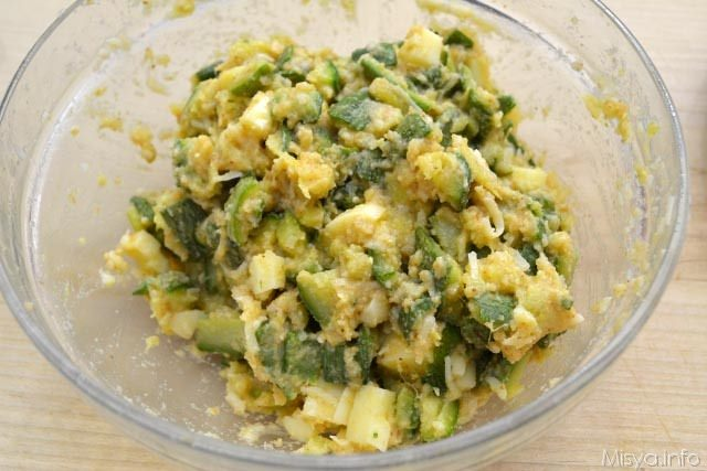 polpette di zucchine 5