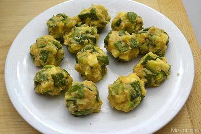 polpette di zucchine 6