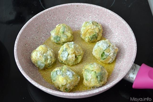 polpette di zucchine 9